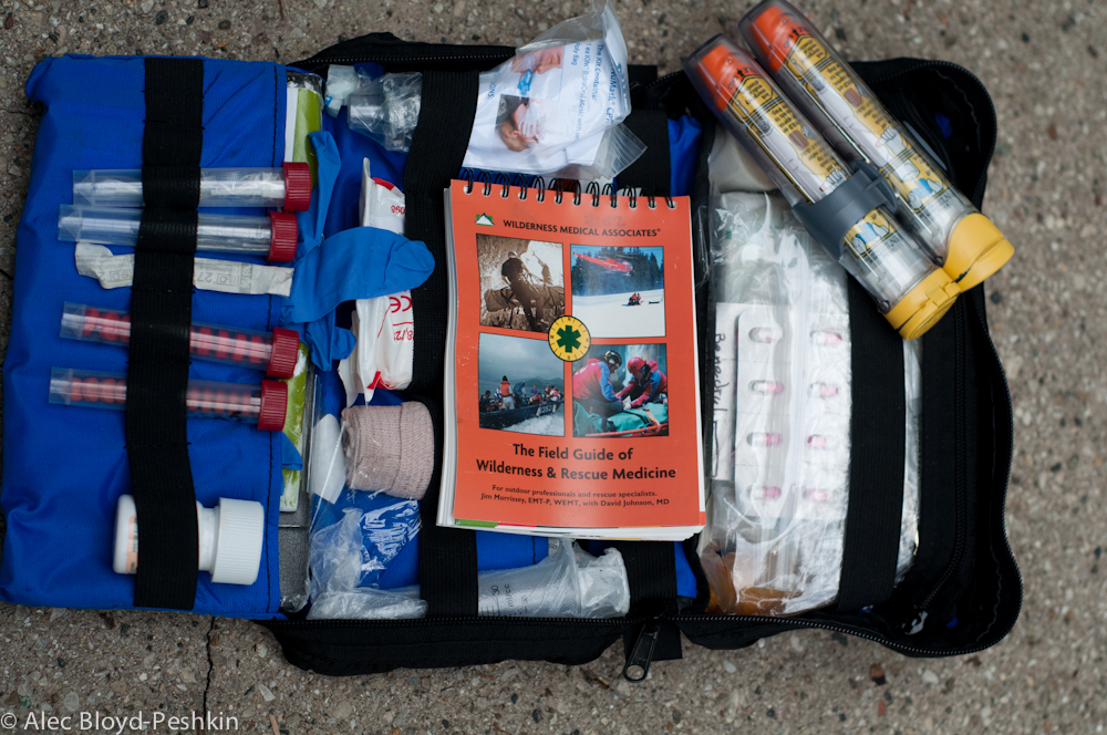 First aid and boat repair kits: what we used | Have Kayaks